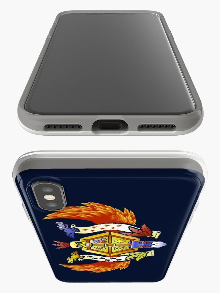 Alternative Ansicht von Treasure Hunters Crest (REVAMPED) iPhone-Hülle & Cover