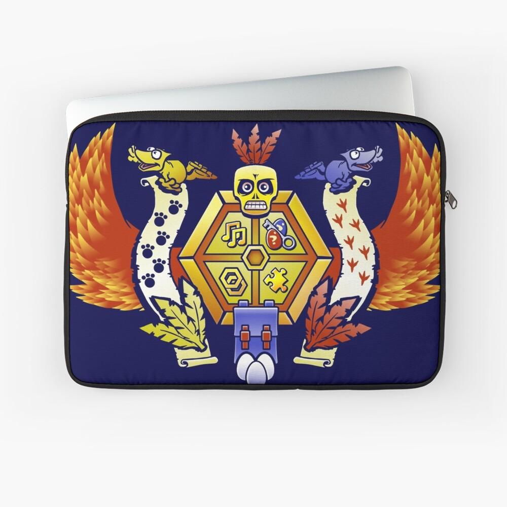 Treasure Hunters Crest (REVAMPED) Laptoptasche