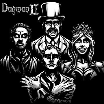Dayman Rhapsody by Punksthetic