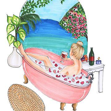 Bath relax time by reyniramirezfi