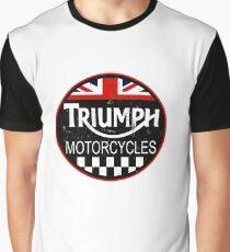 Triumph Motorräder Grafik T-Shirt