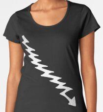 Der Raumfahrer - '80 The Elder Vintage Replica T-Shirt Frauen Premium T-Shirts