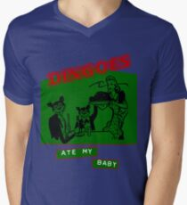 Dingoes Ate My Baby Men's V-Neck T-Shirt