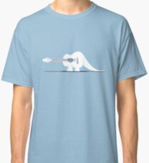 Guitarosaurus Classic T-Shirt