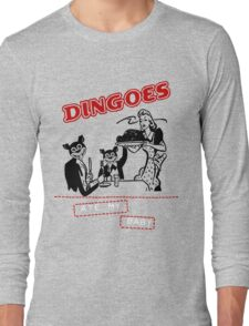 Dingoes Ate My Baby Long Sleeve T-Shirt