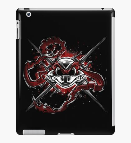 Bad to the Bone iPad Case/Skin