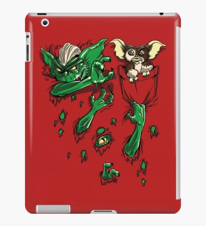 Don't Feed This Shirt After Midnight iPad Case/Skin