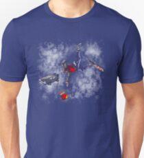 Get the Almanac, wipe away the debt (Daytime Alt) Unisex T-Shirt