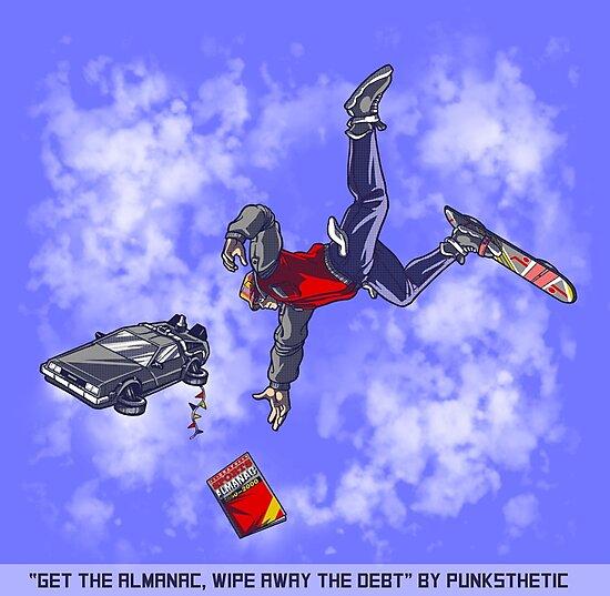 Get the Almanac, wipe away the debt (Daytime Alt) by Punksthetic