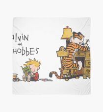 Calvin and Hobbes Scarf