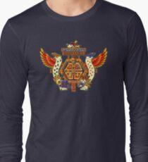 Treasure Hunters Crest Long Sleeve T-Shirt