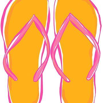 flip flops by jmac111
