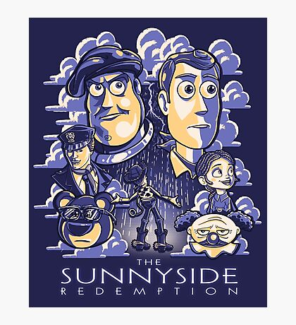 The Sunnyside Redemption Photographic Print