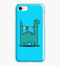 Washinglineasaurus iPhone Case/Skin