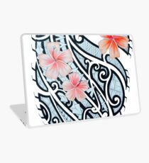 Polynesian Tribal Laptop Skin