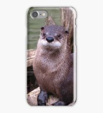 Northern River Otter iPhone Case/Skin