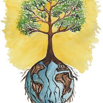 World Tree by Inspiredxcintra