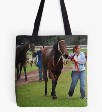 Strappers at work Tote Bag