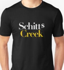 schitts creek pop tv Unisex T-Shirt