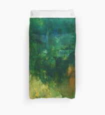 Drapes of Solitude Duvet Cover