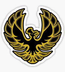 '99 Johto Firebird 2.0 Sticker