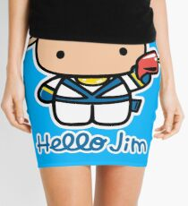 Hello Jim Mini Skirt