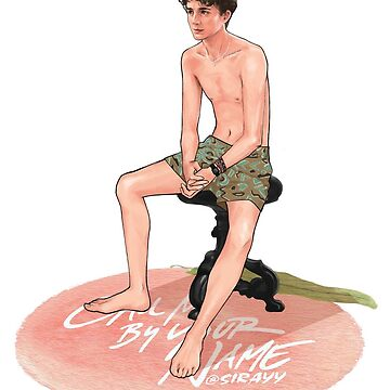 call me by your name Elio by Sirayy