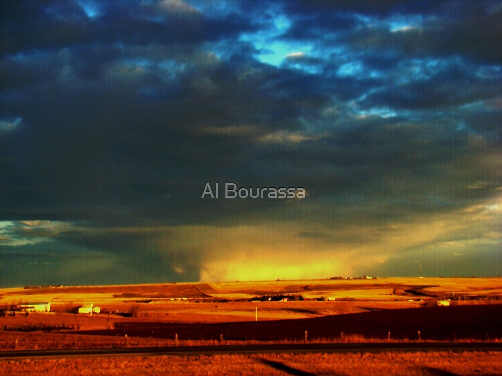 Something Wicked This Way Comes by Al Bourassa