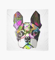 Funny English Bulldog Gift - English Bulldog Art Shirt Store Scarf