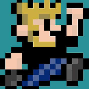 8-Bit Chesypoof by chesypoof