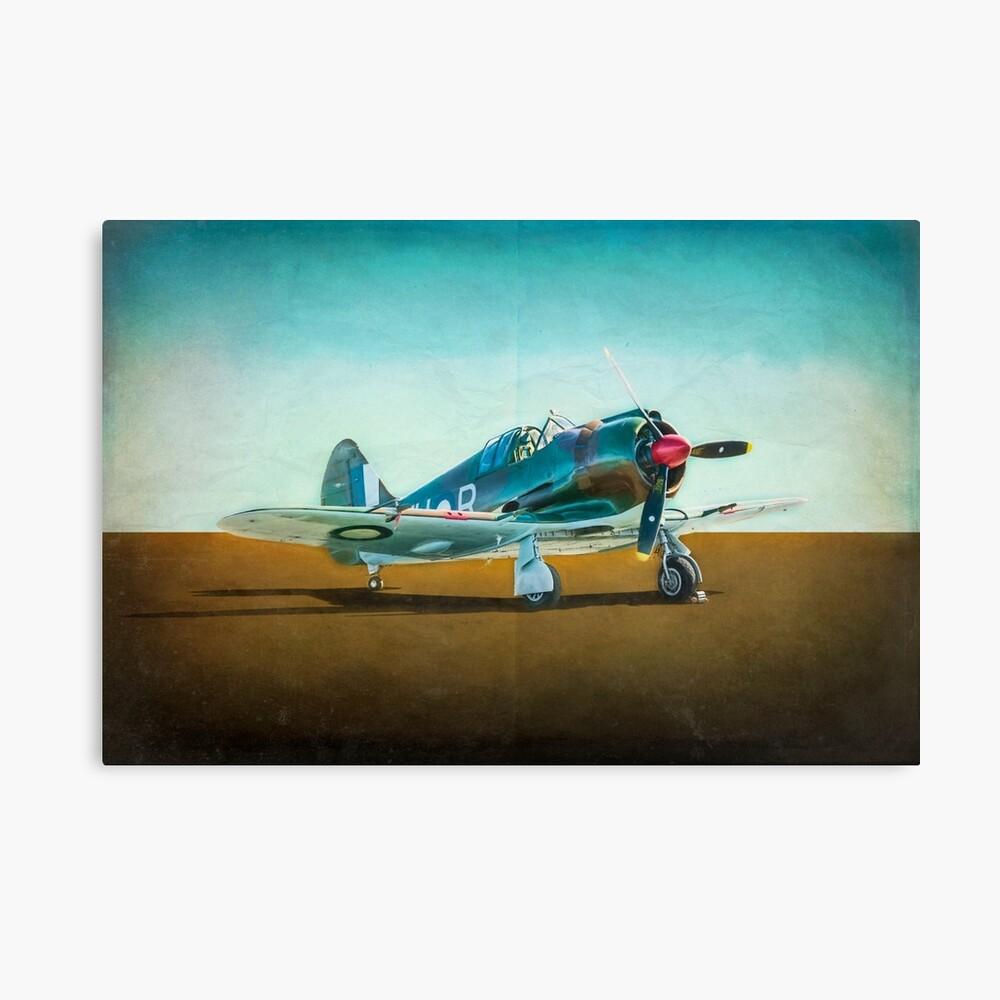 CA-13 Boomerang Canvas Print