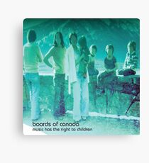 boards of canada canvas prints redbubble