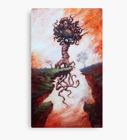 The Wild Reasoning Canvas Print