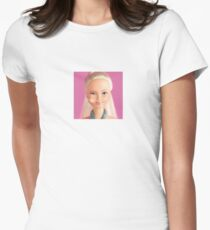 Barbie Women's Fitted T-Shirt
