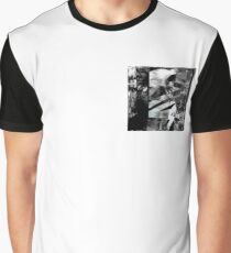 Reflection of emotional turmoil Graphic T-Shirt