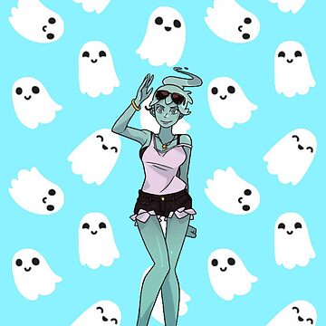 Monster Prom: Polly Geist  by raybound420
