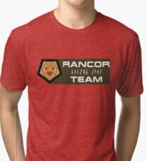 Rancor Team Airsoft   Badge Tri-blend T-Shirt