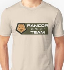 Rancor Team Airsoft   Badge Unisex T-Shirt