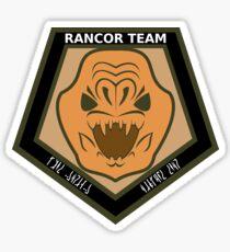 Rancor Team Airsoft | Logo Sticker