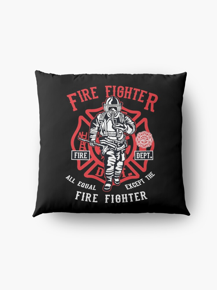 Alternative Ansicht von FIRE FIGHTER Bodenkissen