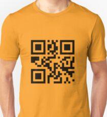 QR code sample Unisex T-Shirt