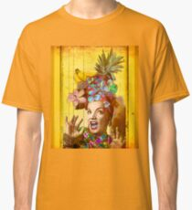 Tropische Miranda Classic T-Shirt
