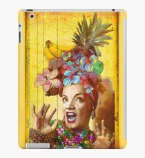 Tropical Miranda iPad Case/Skin
