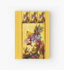 Tropical Miranda Hardcover Journal