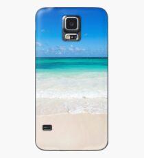 Strandwellen Hülle & Klebefolie für Samsung Galaxy
