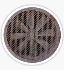 Industrial Air Conditioner Sticker