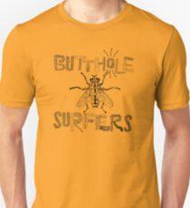 Butthole Surfers Fly (schwarz) Unisex T-Shirt