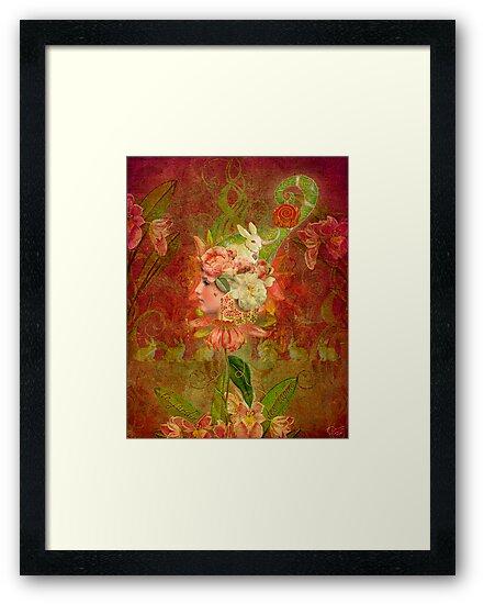 Le Jardin Des Lapins by Aimee Stewart