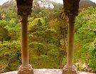 ...in between columns... by terezadelpilar ~ art & architecture