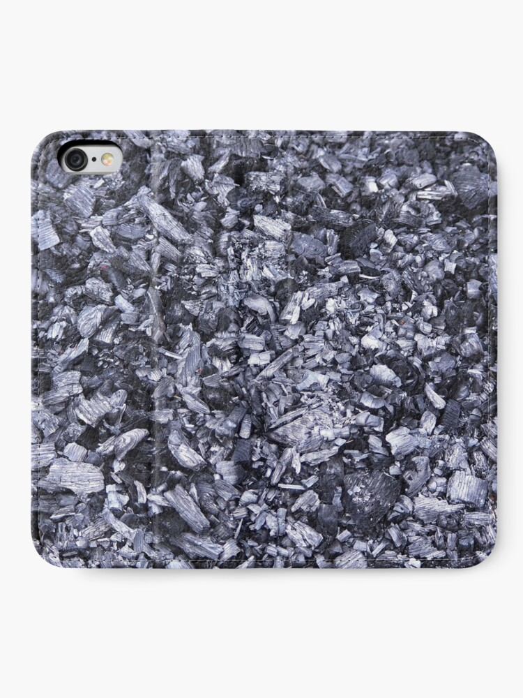 Alternative Ansicht von Asche iPhone Flip-Case